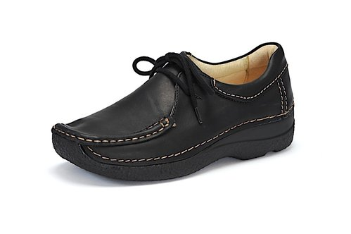 SEAMY SHOE black