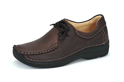 SEAMY SHOE brown