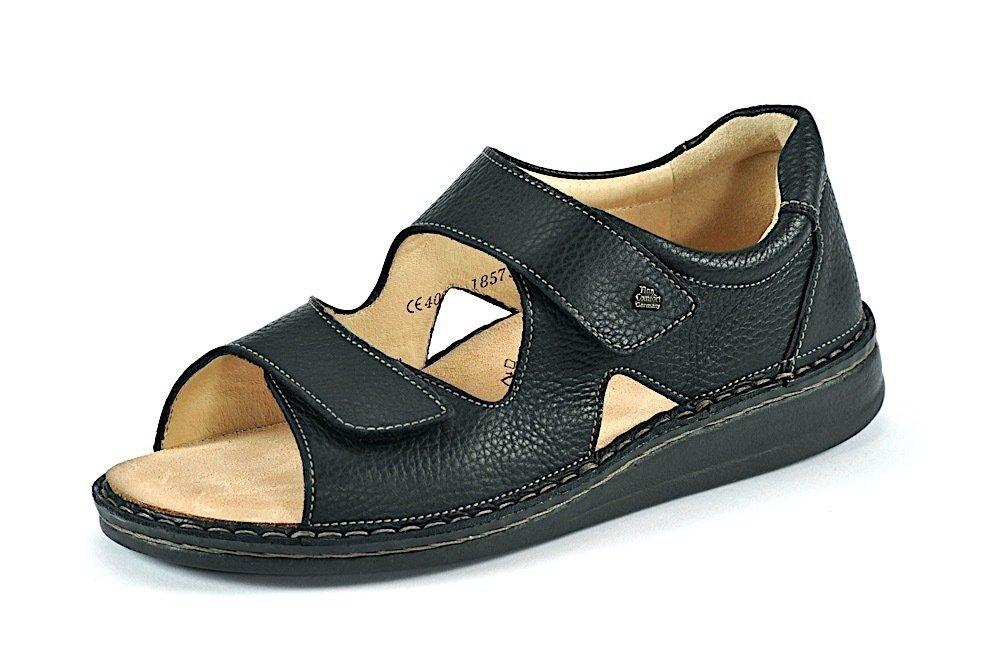FinnComfort ARGOS S schwarz Herren Sandale extra weich SALE