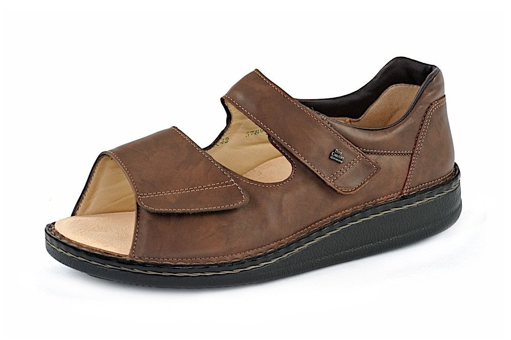 50% price lower price with latest design Finn Comfort PROPHYLAXE 96200 brown Sandale reduziert