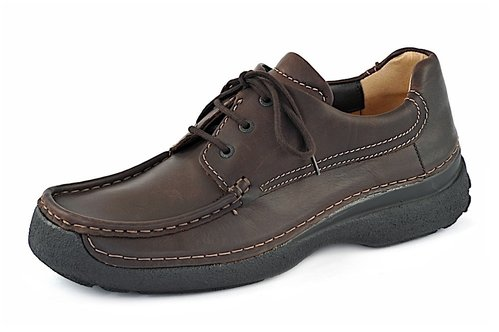 ROLL SHOE MEN brown
