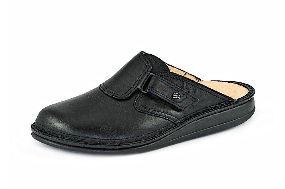 fashion styles cheap for sale outlet on sale Finn Comfort VENEDIG schwarz klassische Pantolette reduziert